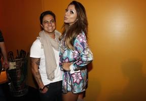 Thammy Miranda e Andressa Ferreira (Foto: Celso Tavares / Ego)