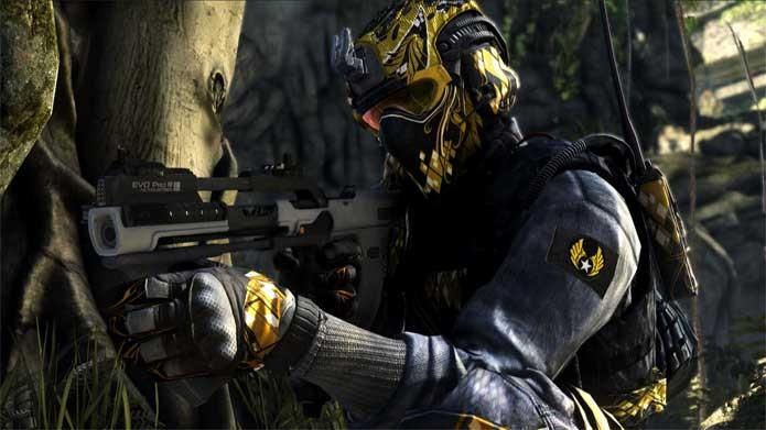 Call of Duty Ghosts em promoção na PSN (Foto: Divulgação/Activision)
