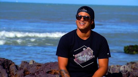 Na elite do surfe, Ítalo Ferreira curte lar paradisíaco e busca evolução em 2017