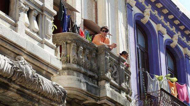 Vai Pra Onde? em Cuba (Foto: Multishow)