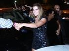 Ex-BBB Fani descarta namoro com argentino por causa de ex-noivo