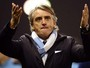 Mancini critica comandados do City e evita comparao: &#39;No sou Wenger&#39;