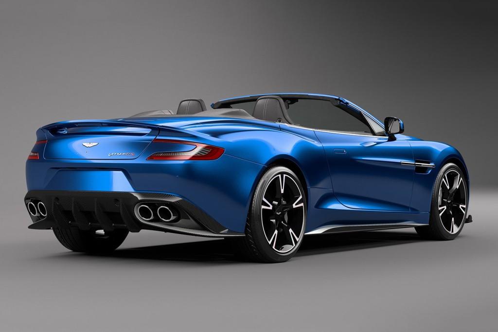 Aston Martin Vanquish S Volante (Foto: Divulgação)