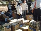 Mais de 1,5 tonelada de drogas apreendidas são incineradas em MG