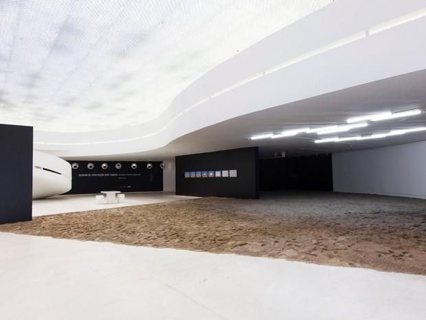 A instalação Oxigênio, de Roberto Vietri  (Foto: Divulgação)
