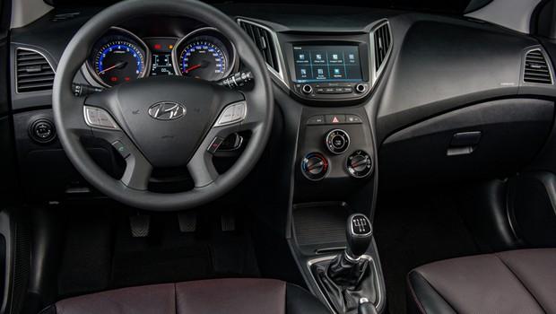 Hyundai HB20 Ocean interior (Foto: Divulgação)