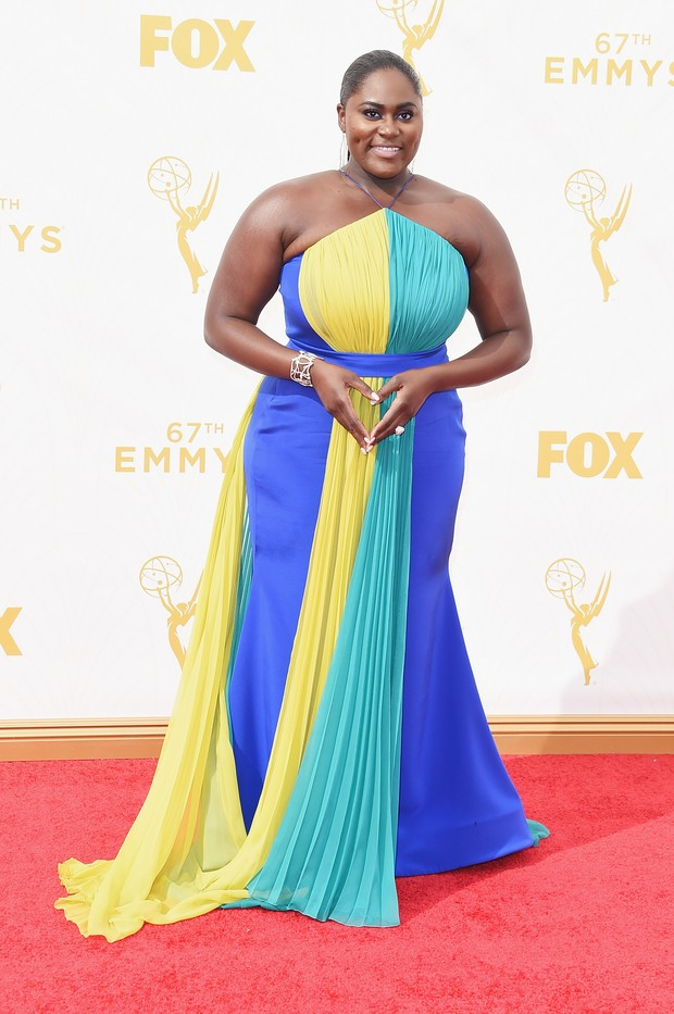 EMMY 2015 - Danielle Brooks (Foto: Getty Images)
