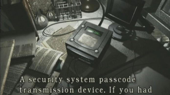 GameCube escondido (Foto: Reprodução)
