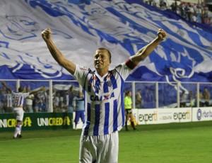 Marquinhos Avaí Figueirense (Foto: Jamira Furlani / Avaí FC)