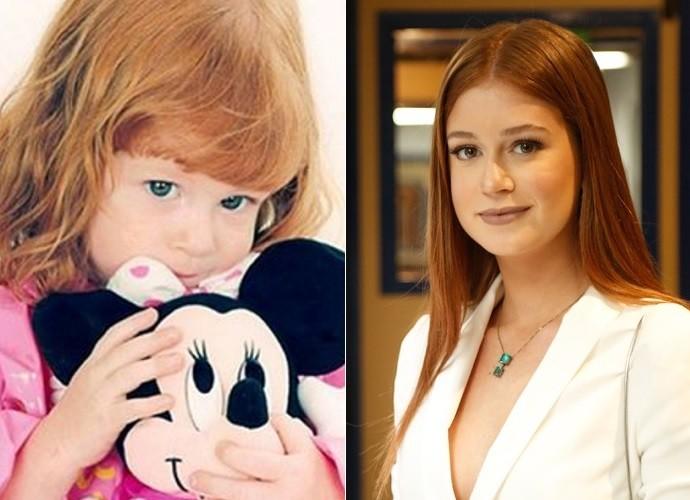 Mariana Ruy Barbosa nasceu em 1995 (Foto: Arquivo Pessoal/Gshow)