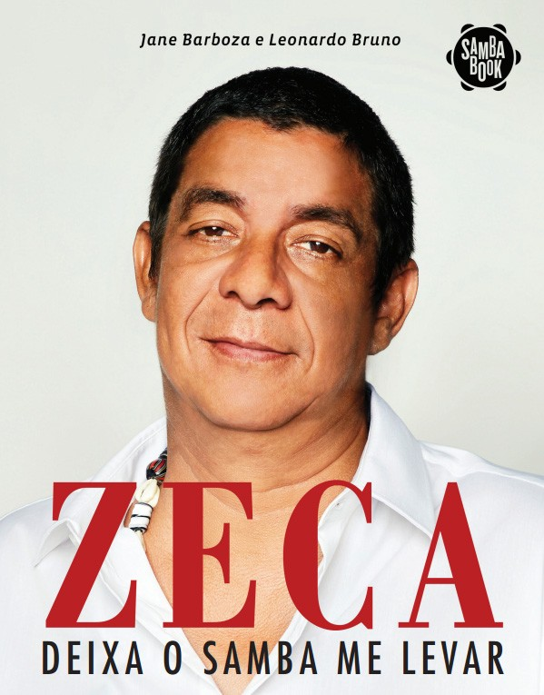A capa da biografia de Zeca Pagodinho (Foto: Divulgação)