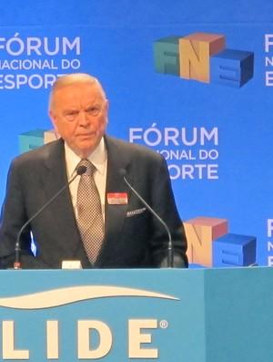 José Maria Marin  (Foto: Leandro Canonico)