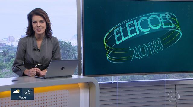 Ibope divulga segunda pesquisa eleitoral com os candidatos ao Governo e Senado