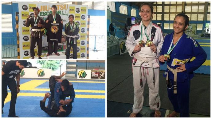Jiu-jitsu Jerns (Foto: Júlia Carvalho/GloboEsporte.com)