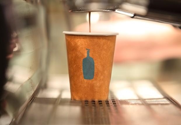 A Blue Bottle Coffee é companhia de café gourmet com sede em Oakland (Foto: Reprodução/Facebook)