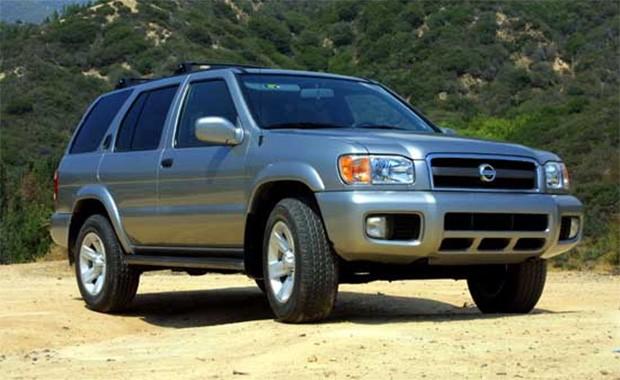 Nissan Pathfinder 2002 (Foto: Nissan)