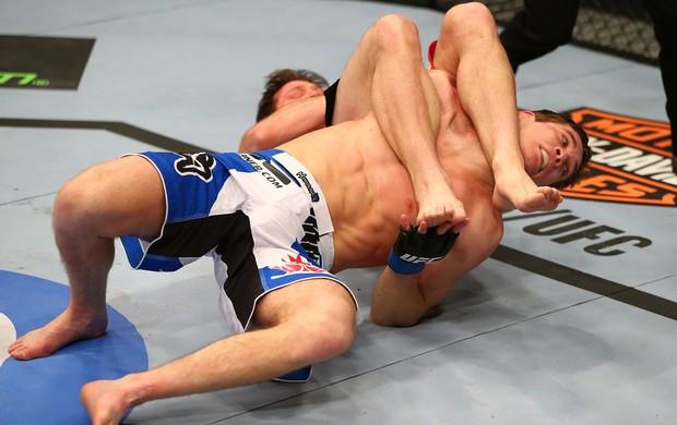 Dan Miller x Jordan Mein UFC 158 (Foto: Getty Images)