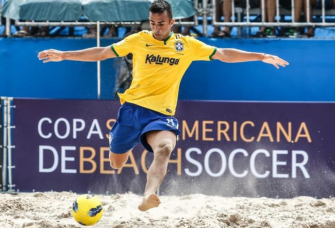 Bruno Xavier pode completar milésimo gol contra Bolívia (Foto: Marcello Zambrana)