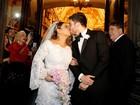 Enfim casados: Preta Gil e Rodrigo Godoy dizem 'sim'