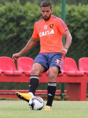 Henríquez Bocanegra Sport (Foto: Aldo Carneiro/Pernambuco Press)