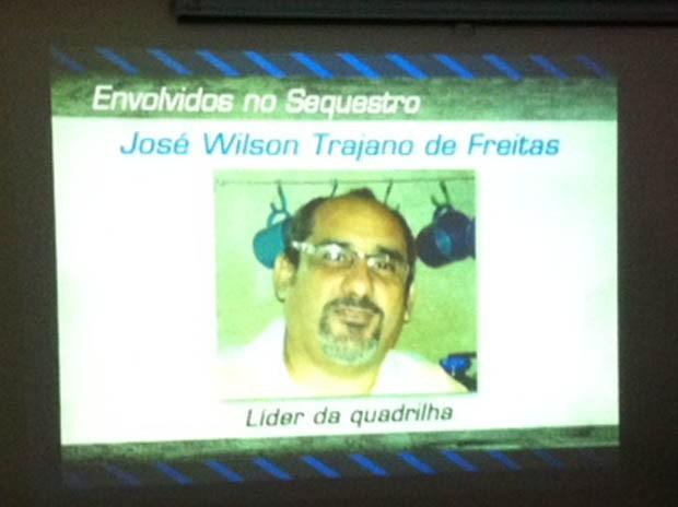 Sequestro Fábio Porcino (Foto: Anderson Barbosa/G1)