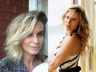Paula Burlamaqui muda o visual para viver cabeleireira tatuada no cinema