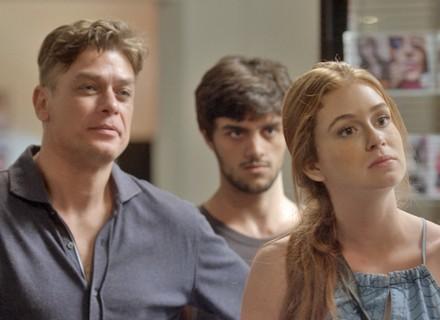 Eliza descobre que Jonatas foi dopado por Cassandra