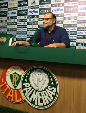 d07ff85118 Médico do Palmeiras rebate críticas e detalha situações de lesionados