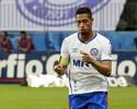 """Artilheiro do Bahia, Hernane agradece ao elenco: """"Não faço nada sozinho"""""""