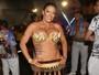Simony aparece mais magra no carnaval: 'Malho para me sentir bonita'