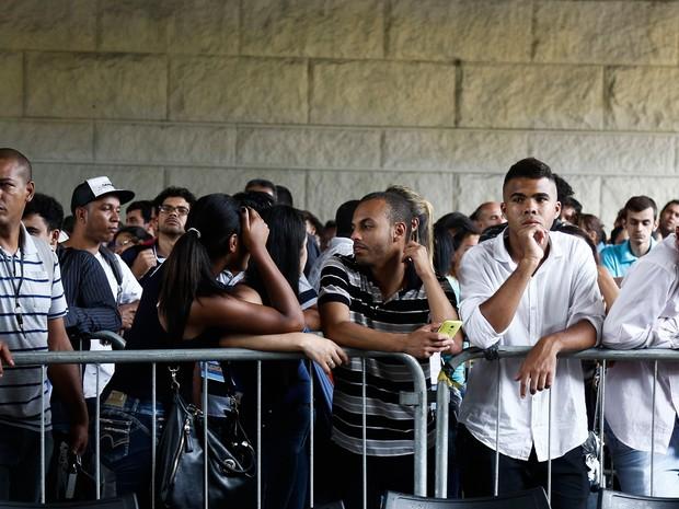 foto especial crise 01 (Foto: Miguel Schincariol/AFP)