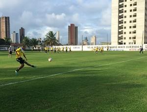 ABC treino (Foto: Carlos Arthur da Cruz)