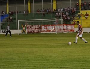 CSP x Auto Esporte, Estádio da Graça (Foto: Hévilla Wanderley / GloboEsporte.com/pb)