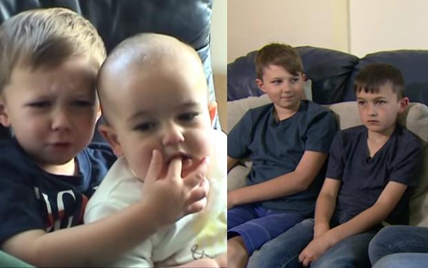 Mais de 830 milhões de visualizações! O vídeo em que Charlie mordisca o dedo de seu irmão, Harry, foi assistido ao redor do mundo. E lá se vão 9 anos desde a publicação. (Foto: Reprodução/Youtube)