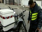 Motofrentistas começam a ser fiscalizados na Baixada Santista