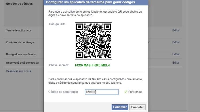 Desta forma, é possível utilizar o código de um amigo (Foto: Reprodução/Carol Danelli)