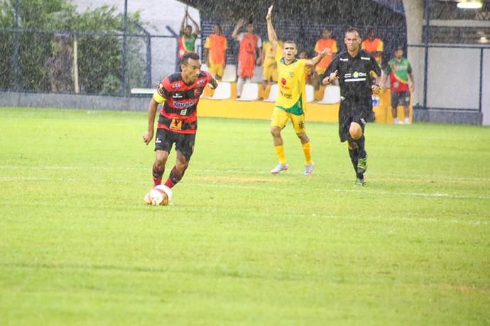 Flamengo-PI x Picos - Eduardo (Foto: Wilson Filho/Fla-PI )