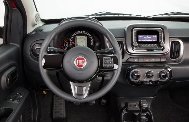 Fiat Mobi Like On (Foto: Divulgação)