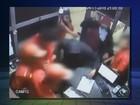 Homens armados roubam posto de combustíveis em Angatuba; vídeo