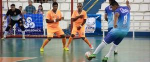 Copa Rede Amazônica de Futsal abre inscrições em janeiro; participe! (Marcos Dantas/ Globoesporte.com)