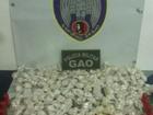 Quase 3 mil pedras de crack são apreendidas em Colatina, ES