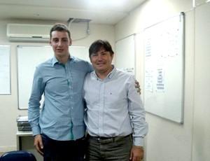 Marcos Biasotto coordenador das categorias de base do Grêmio (Foto: Reprodução / Facebook Oficial)