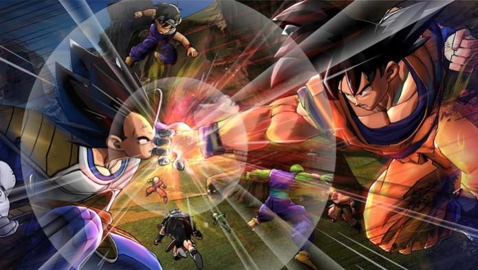 Destaque para Dragon Ball Z: Battle of Z  (Foto: Divulgação)