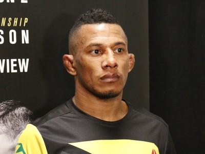 Iuri Marajó; UFC 209 (Foto: Evelyn Rodrigues)