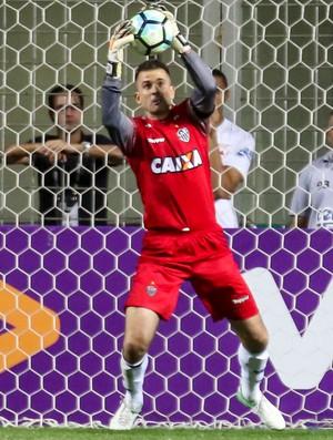 Victor; Atlético-MG (Foto: Bruno Cantini)