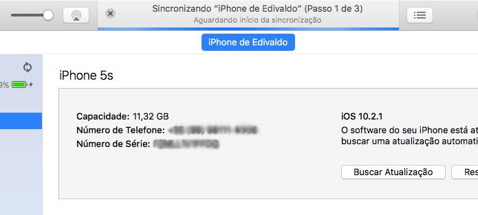 Veja como evitar que o iTunes seja executado ao plugar dispositivos Apple (Foto: Reprodução/Edivaldo Brito)