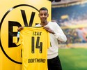 """Dortmund vence concorrência do Real Madrid e contrata o """"novo Ibrahimovic"""""""