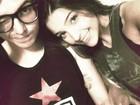 Pe Lanza, do Restart, posta foto romântica com nova namorada