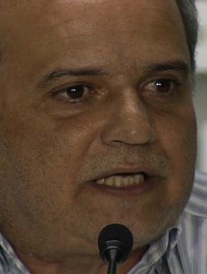 Marcelo Segurado, diretor de futebol do Goiás (Foto: Reprodução/TV Anhanguera)