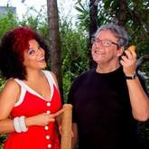 Juliana Ribeiro e Fernando Marinho (Foto: Divulgação)